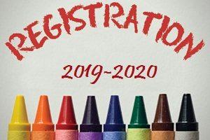 HD Registration 2019-2020