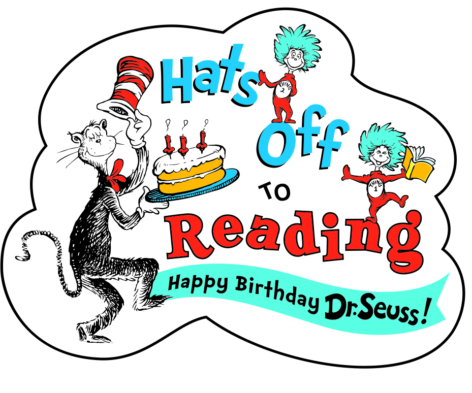 Dr. Seuss Week is March 1st-5th