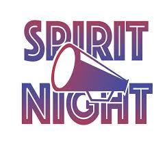 Bruster's Spirit Night